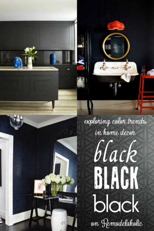 Most Popular Black Paint Colors