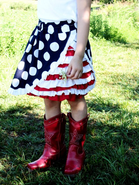 30 Cute Kids Clothes Diy S For July 4th Tipsaholic