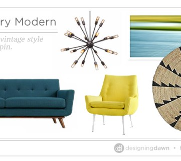 Making Mid-Century Modern