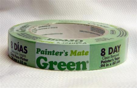 painters tape for faux granite painted counters, Nest of Bliss on Remodelaholic
