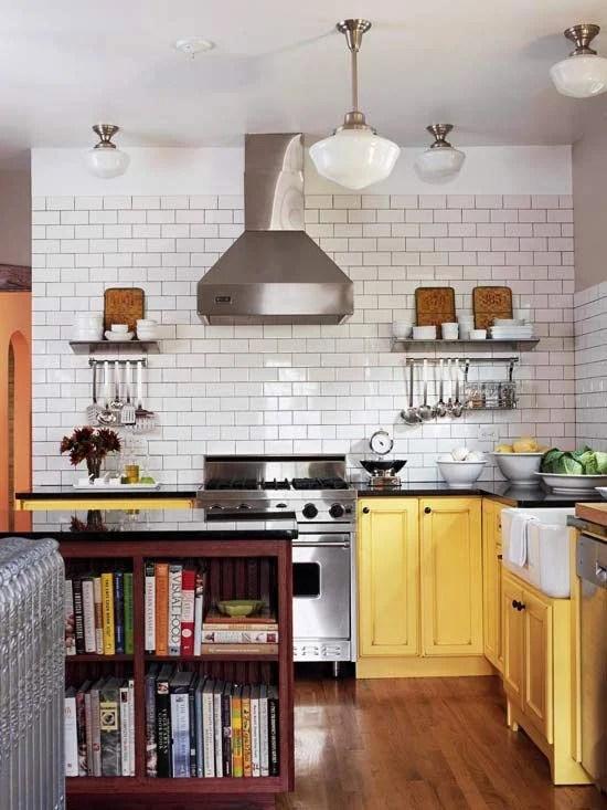 yellow kitchen inspiration