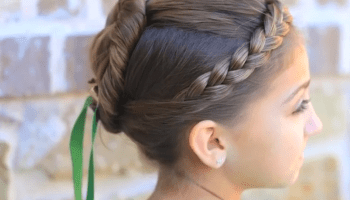 Remodelaholic 5 Prom Hairstyles