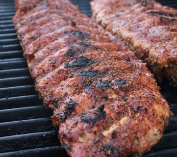 Sweet, Spicy, and Smoky Dry Rub