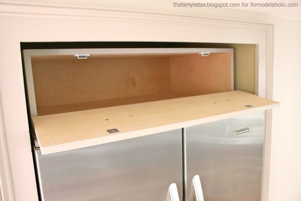 over fridge cabinet intertior 2