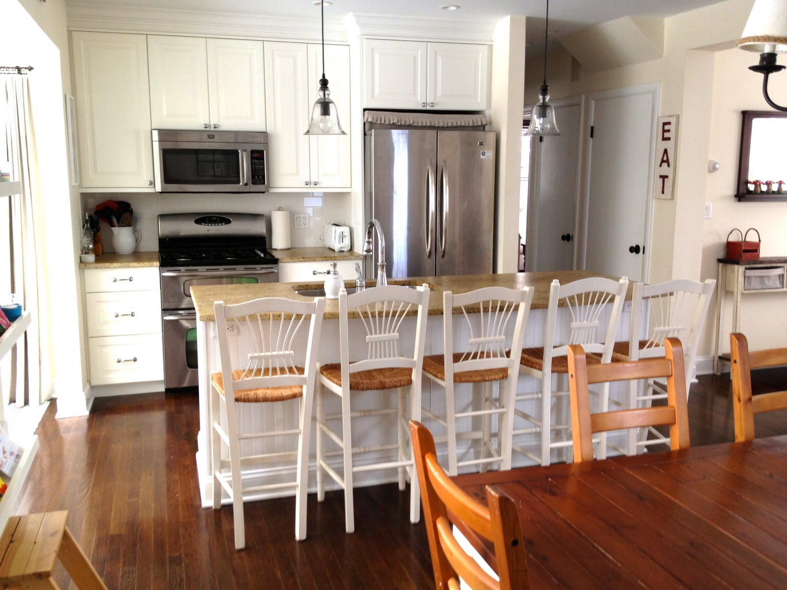 Small Kitchen Island Ideas: Pictures & Tips From HGTV   HGTV