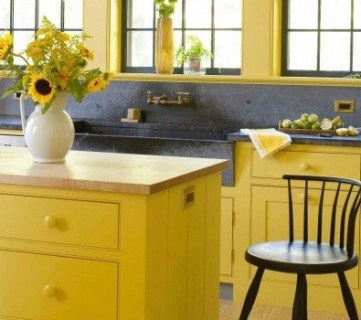 Best Colors For Your Home: Yellow