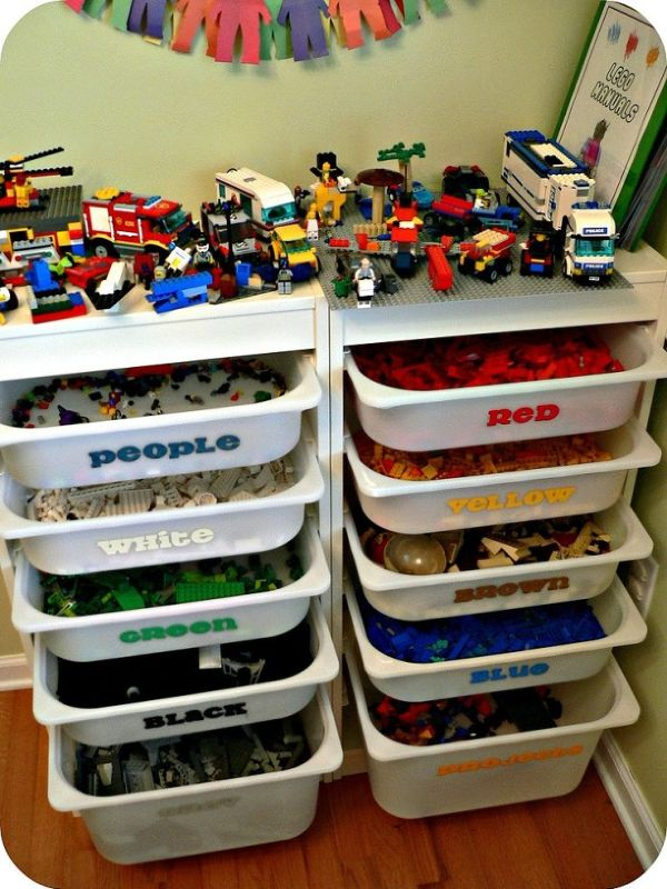 The Ultimate Lego Storage