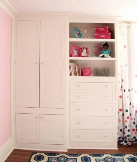 Children S Armoire Closet An Easy Storage Solution: 25 Ikea Tarva Chest Hacks