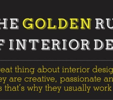The Golden Rules of Interior Design