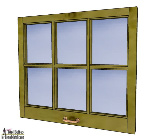 6 pane window -overall view