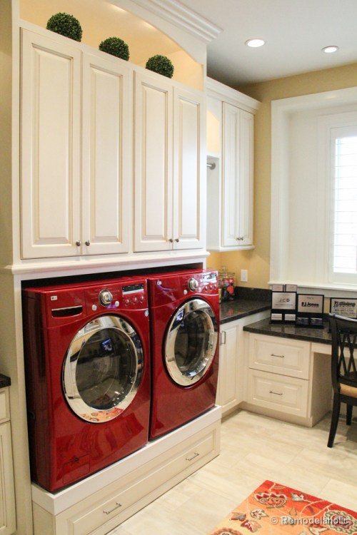 Fabulous Laundry room design ideas from @Remodelaholic (32 of 103)
