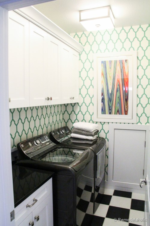 Fabulous Laundry room design ideas from @Remodelaholic (48 of 103)