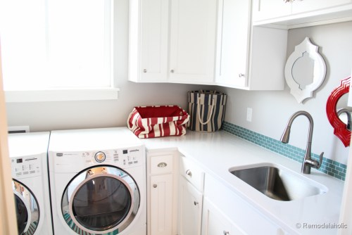 Fabulous Laundry room design ideas from @Remodelaholic (57 of 103)