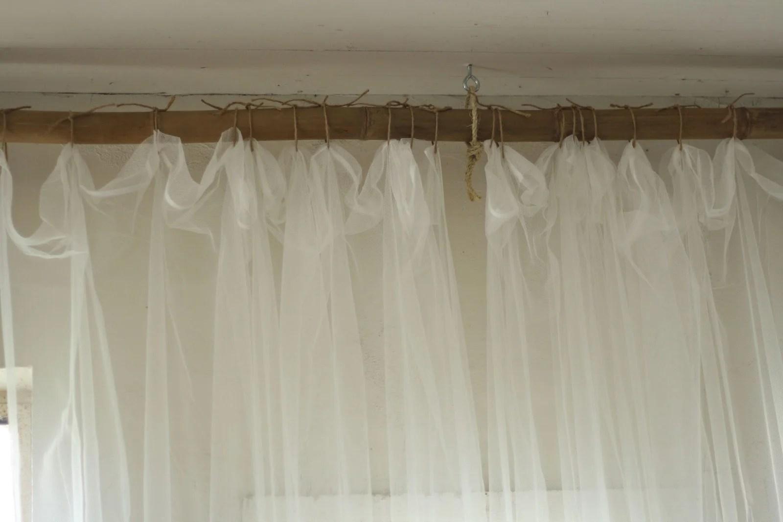 creative diy curtain rod tutorials