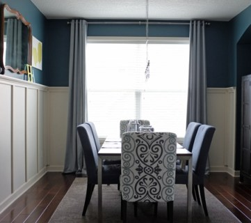 Universal Tricks for Good-Looking Curtain Panels