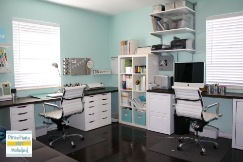 organized craft room 2
