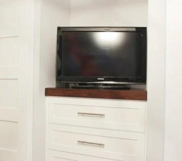 How to Install a Sliding TV Platform