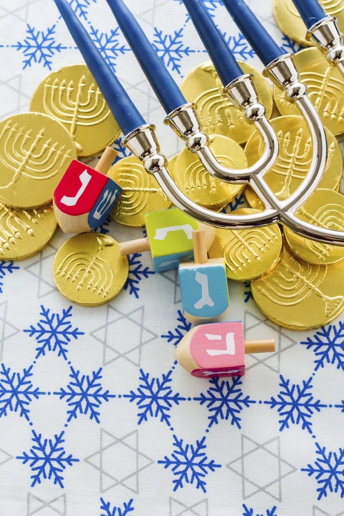 5 Hanukkah Activities For Kids