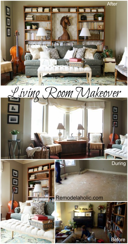 Living Room Makeover