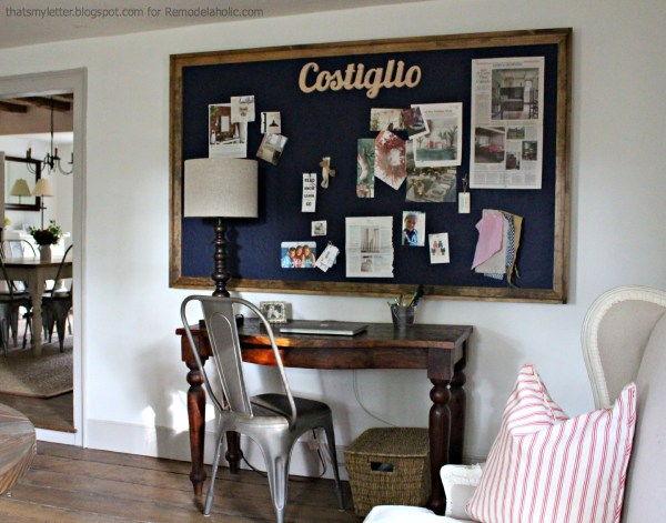 giant framed bulletin board 4