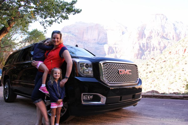 Family trip with GMC--6
