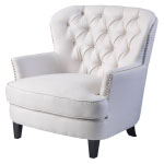 Winter Whites Chair