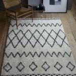 Winter Whites Wool Rug
