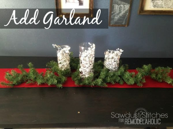 Step-by-step instructions for creating a beautiful holiday tablescape on a budget