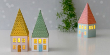 paper house luminaries feature