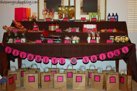 traditions favorite things party
