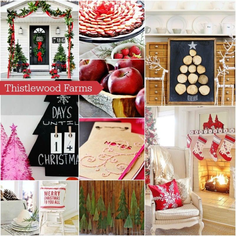 Thistlewood Farm #12days72ideas