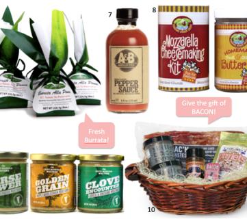 Fresh Foodie Gifts