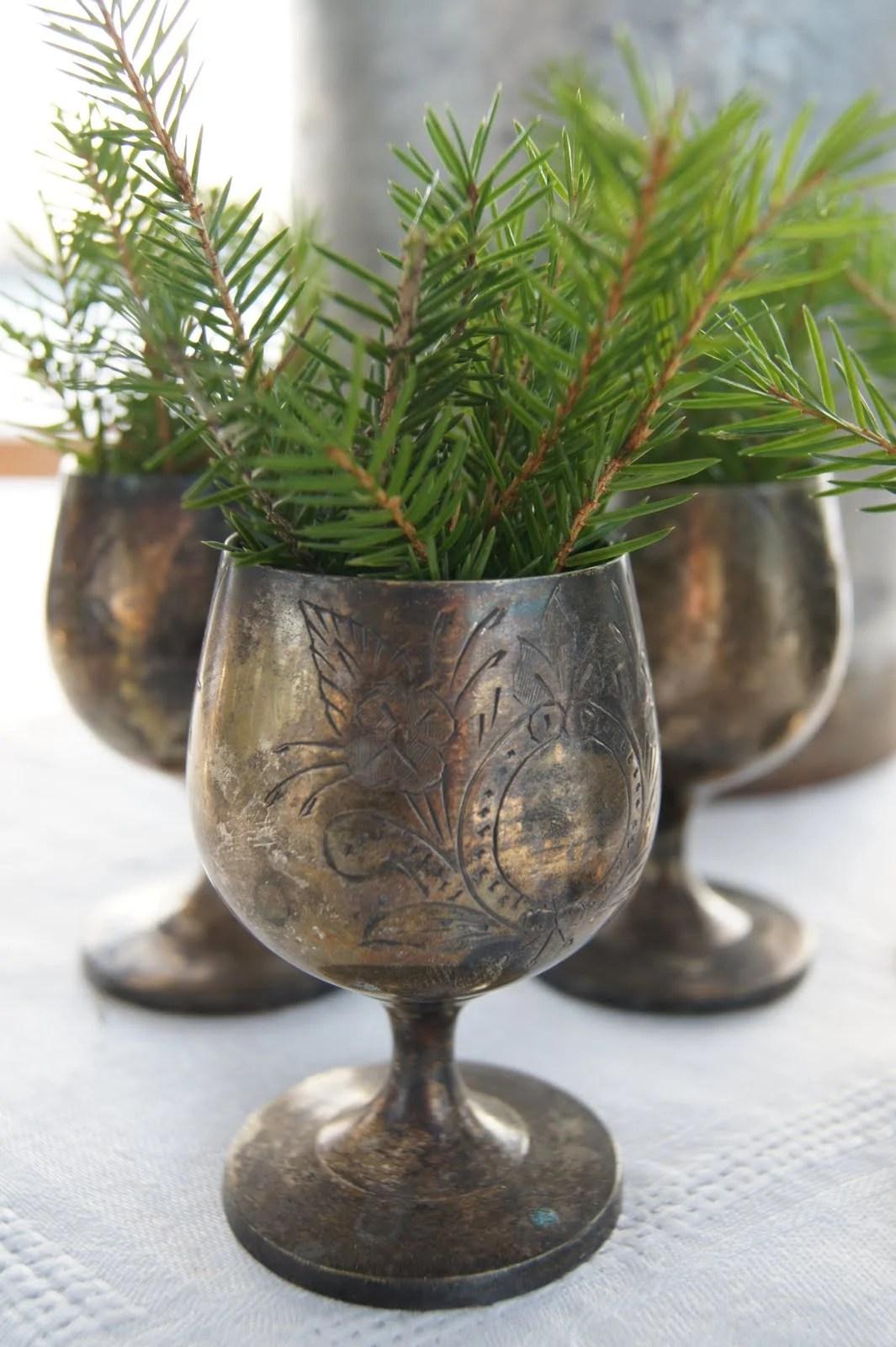 Remodelaholic 30 Ways To Use Fresh Evergreen Boughs
