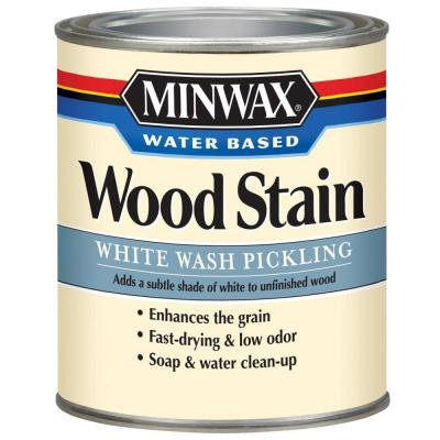 Weathered wood stain tutorail04 by The Weekend Country Girl on @Remodelaholic
