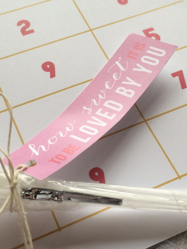easy printable valentine treat tags