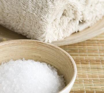 Essential Oil DIY Bath Salts