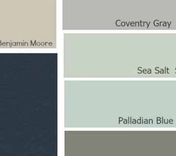 Remodelaholic Reader Favorite Paint Colors