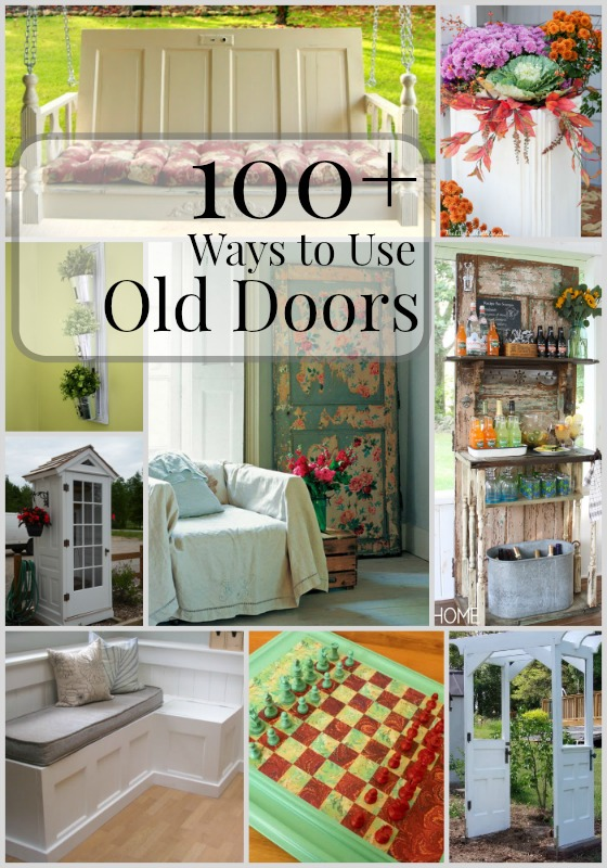 Remodelaholic how to build a buffet from old windows and for Ways to use old windows