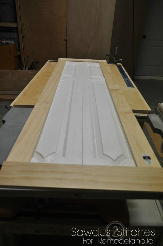 Closet Door Makeover Sawdust2stitches.com 4