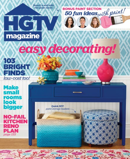 HGTV May 15 Cover