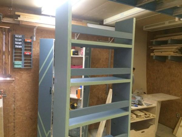 How to build a back-of-door shelf 15 - Wilkerdos on Remodelaholic