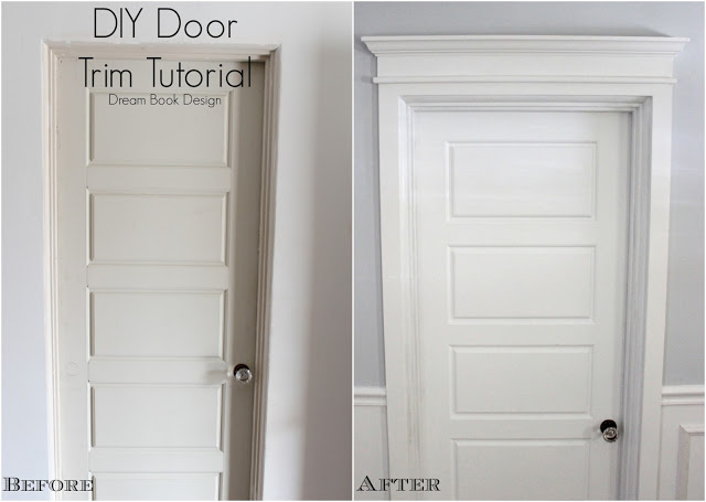 Remodelaholic | Best DIY Door Tips: Installation, Framing and Hardware