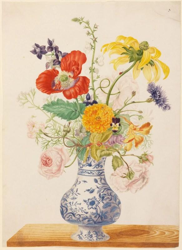 25+ Free Vintage Printable Floral Images | Remodelaholic.com #art #vintage #printable