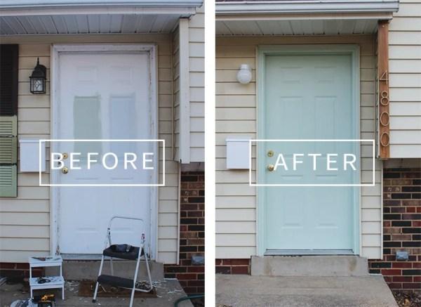 how to install new exterior door trim - Annabode
