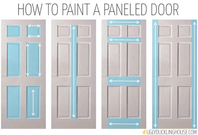Remodelaholic Best Diy Door Tips Installation Framing