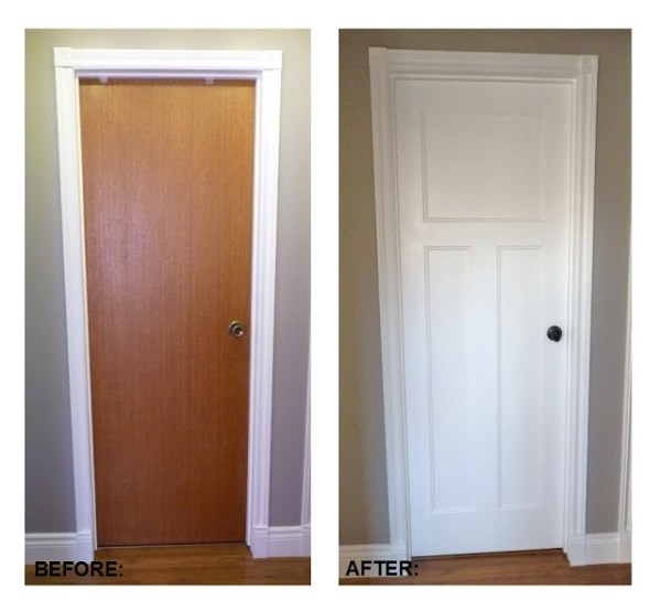 how to replace an interior door - Do It Yourself Design