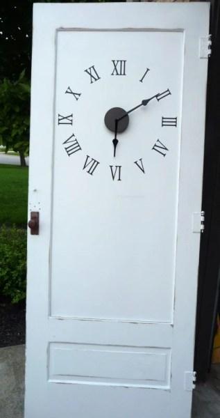 repurposed-door-clock-remodelaholic