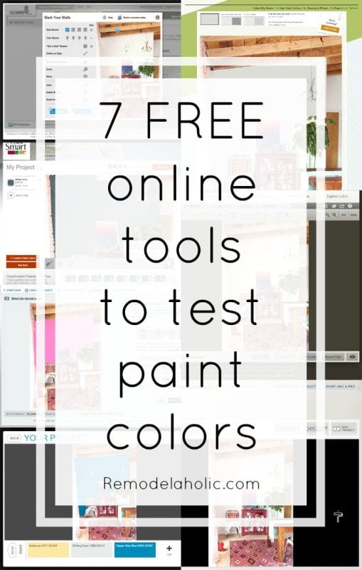 remodelaholic how to test a paint color before you buy it on paint colors online id=49850