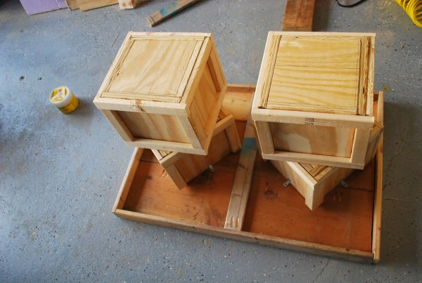 DIY Building Block Base for Playtable by ToolBox Divas for Remodelaholic