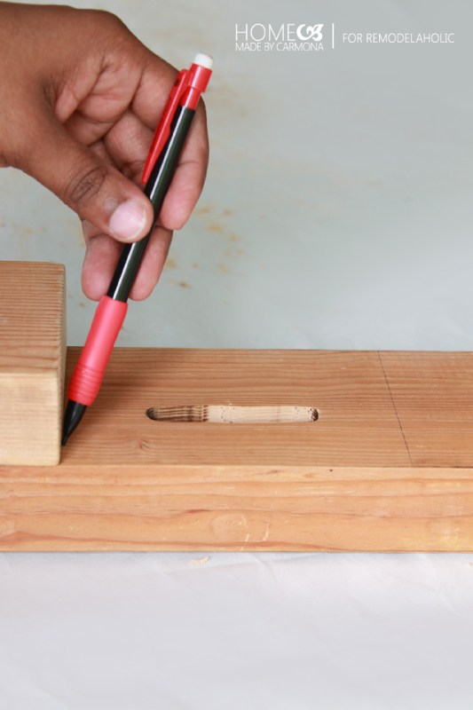 Mark 2x4 charger - for Remodelaholic